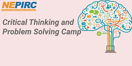 Critical Thinking & Problem Solving Camp - September 21st and 23rd tickets