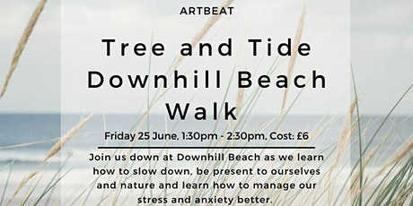 Tree and Tide Downhill Beach Walk tickets