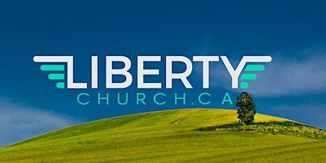 Liberty Church Second Service - 10:30am tickets