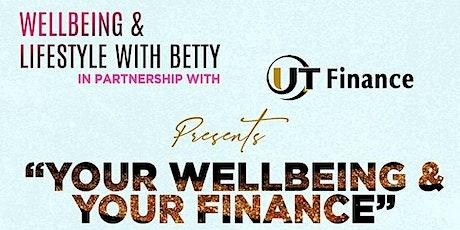 Better Financial Wellbeing tickets