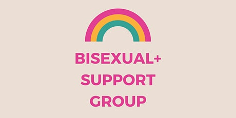 Bisexual+ Support Group (Tuesdays) tickets