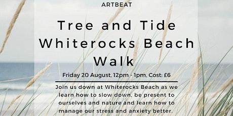 Tree and Tide Whiterocks Beach Walk tickets