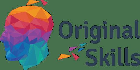 Originalskills - la migliore piattaforma per la valutazione HR biglietti