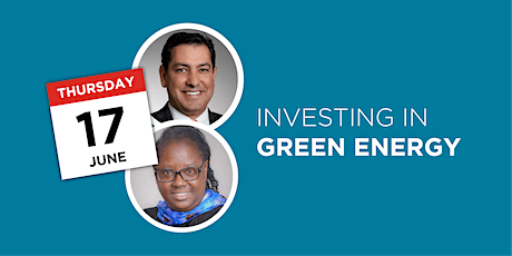 Conscious Conversation: Investing in Green Energy tickets