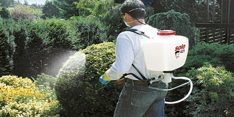 Limited Lawn and Ornamental and Limited Maintenance Pesticide  Training tickets