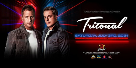 TRITONAL 4th of July Weekend  at Jannus Live tickets