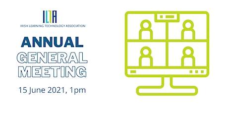 ILTA: Annual General Meeting tickets