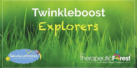 Twinkleboost Explorers: North Manchester Family Class July '21 tickets