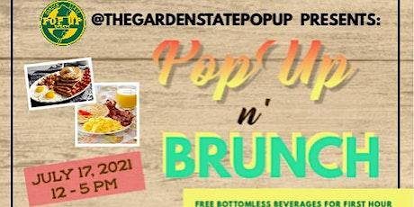 Pop Up n' Brunch Networking Event (@TheGardenStatePopup) tickets