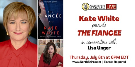 """Northshire Live: Kate White """"The Fiancee"""" tickets"""