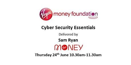 Cyber Security Essentials biglietti