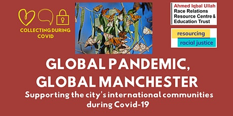 Global Pandemic, Global Manchester tickets