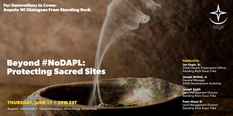 Beyond #NoDAPL: Protecting Sacred Sites tickets