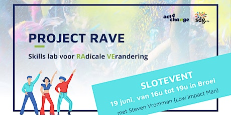 Slotevent Project RAVE tickets