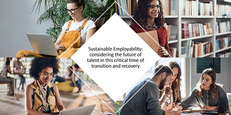Sustainable Employability: The Future of Talent tickets