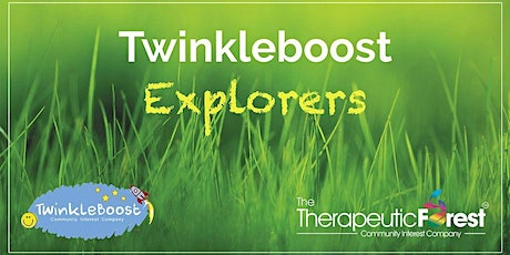Twinkleboost Explorers : South Manchester Baby Class July '21 tickets