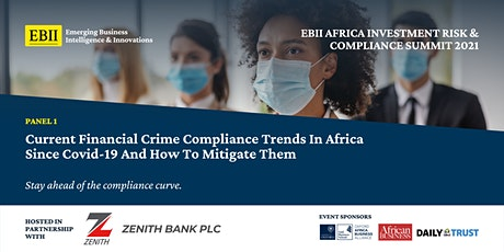 Africa Investment Risk & Compliance Summit 2021 - Panel 1 tickets