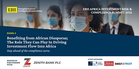 Africa Investment Risk & Compliance Summit 2021 - Panel 5 tickets