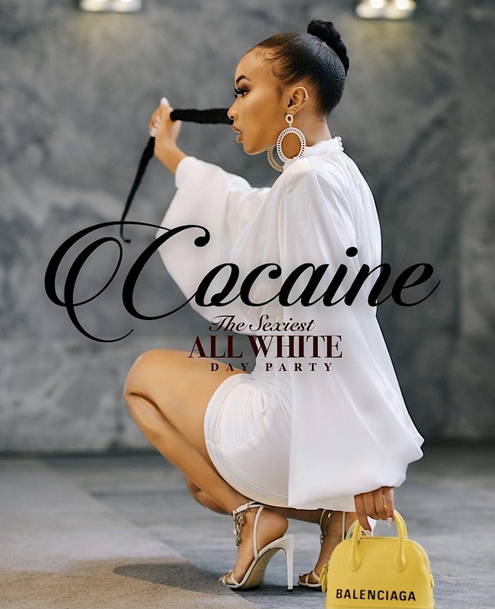 COCAINE ALL WHITE image