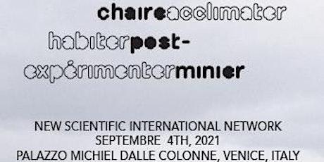 SCIENTIFIC INTERNATIONAL NETWORK POST-MINING NETWORK biglietti