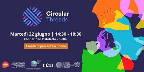 Circular Threads biglietti
