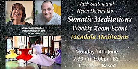 Somatic Meditations: Mandala Meditation tickets