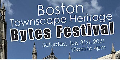 Boston Townscape Heritage Bytes Festival! tickets