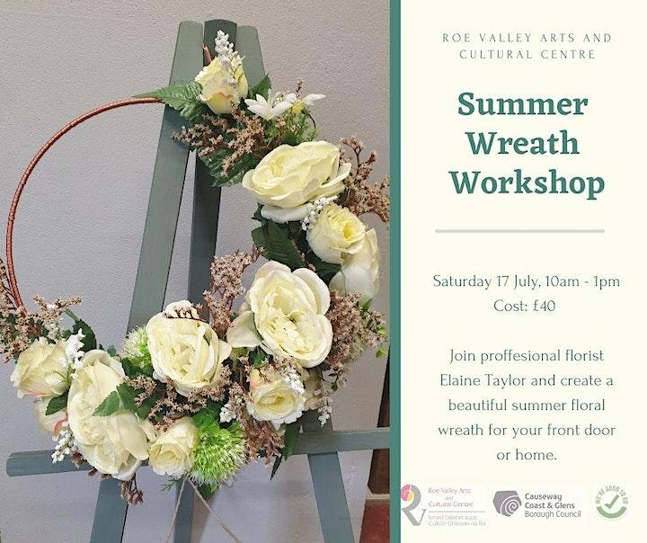 Summer Wreath Workshop image