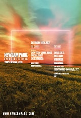 Newsam Park Festival 2021 tickets
