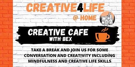 Creative Cafe with Bex and Kirsty tickets