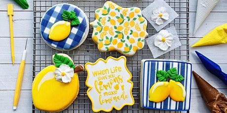 In-Person Airbrushing and Stenciling Class - When Life Gives You Lemons tickets