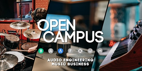 Campus Insights #Audio & #MusicBusiness Tickets