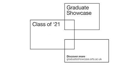 Graduate Showcase: At College open studios: BA 3D Design tickets