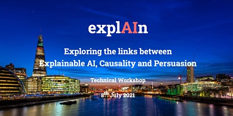 explAIn: Exploring the links between Explainable AI, Causality & Persuasion tickets