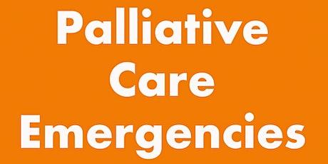 Palliative Care Emergencies tickets