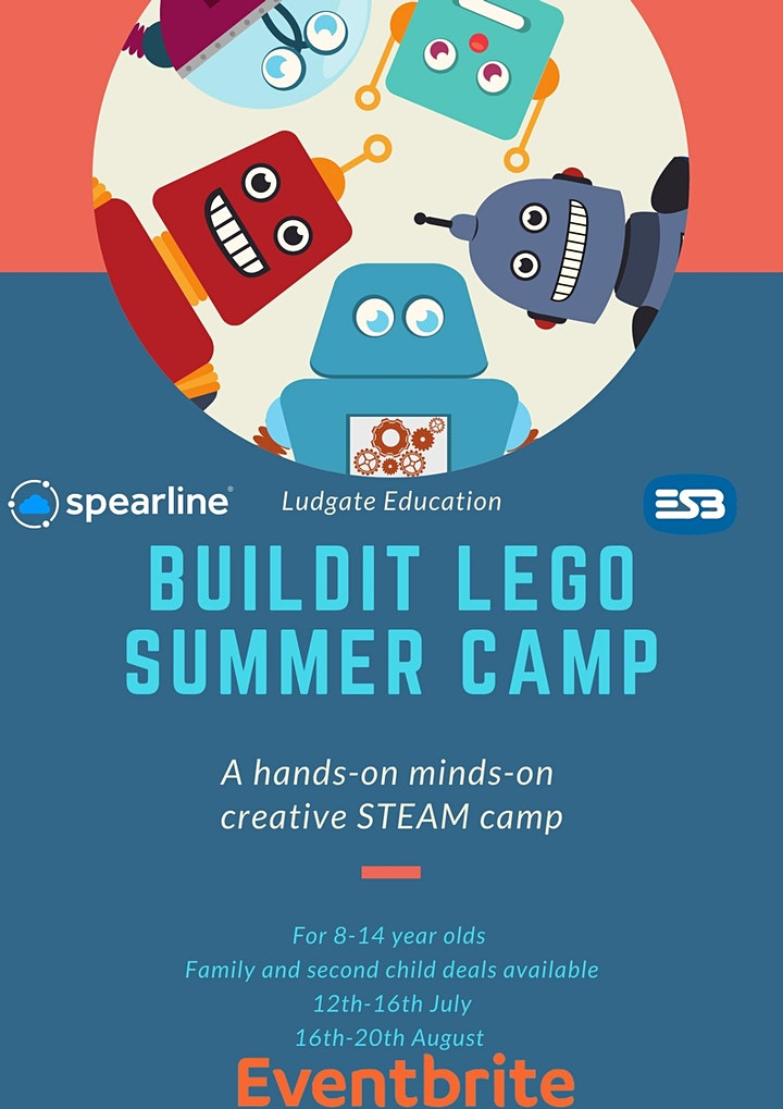 Ludgate Education BuildIT Summer Camp Week 2 image