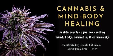Cannabis & Mind-Body Healing tickets