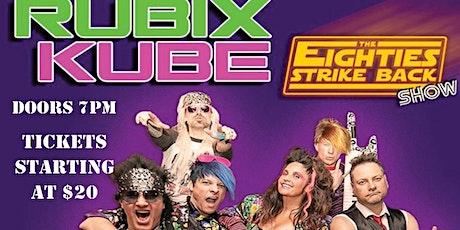 Rubix Kube returns to Stereo Garden tickets
