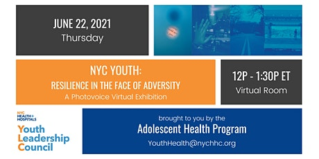 NYC Youth: Resilience in the Face of Adversity tickets