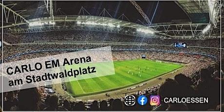 Verzehrgutschein CARLO EM Arena Tickets