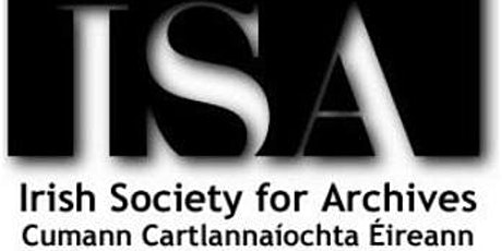 Irish Archives and Innovation: A Focus for Future Directions tickets