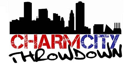 Charm City Throwdown 2021 tickets