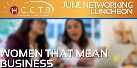 Hispanic Chamber of Tampa Bay June 2021 Networking Luncheon tickets
