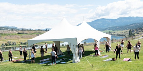BUTI YOGA at Monte Creek Winery tickets