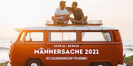 Männersache 2021: Der Männerworkshop Tickets
