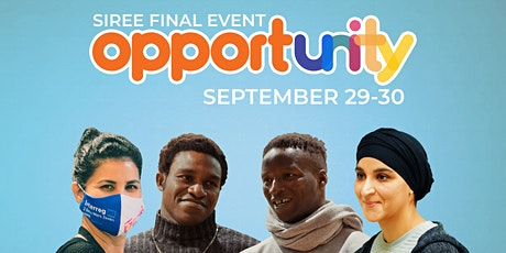 OpportUnity: SIREE Final Event Virtual tickets