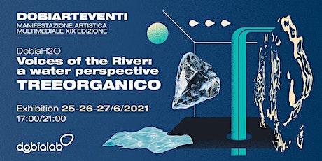 GIORNATA 1 - Voices of the river by Treeorganico biglietti