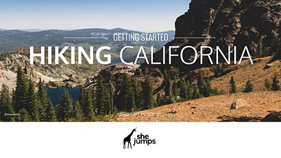 Getting Started Hiking | California tickets