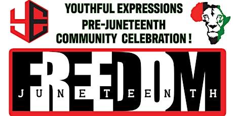 Pre- Juneeth Community Celebration tickets