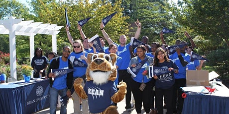 Meet Your Online Admissions Counselor @ Kean University tickets